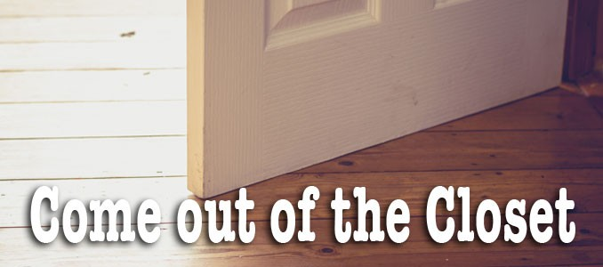 Get Out Of The Closet, There Is Fresh Air Out There | Meaws   Gay ...