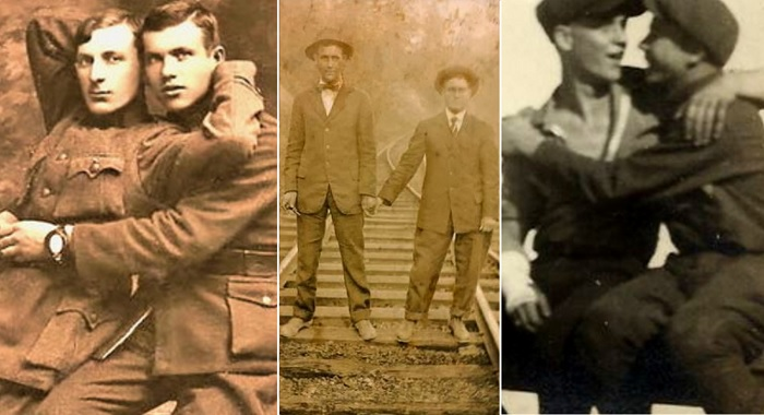 Check Out These Incredible Vintage Photos Of Gay Couples  Meaws - Gay Site Providing -5111