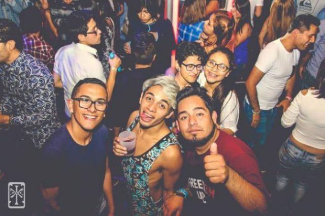 party club