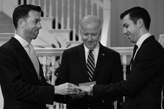 Joe Biden Marries Gay Couple