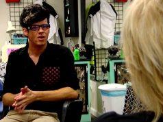 gay hairdresser