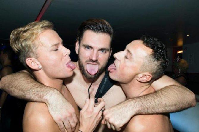 gay club