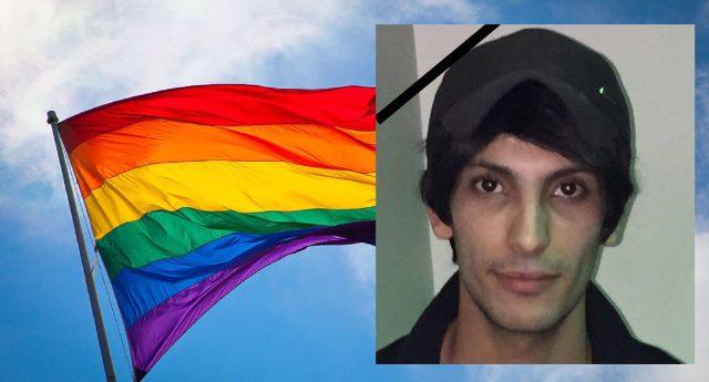 Gay Syrian