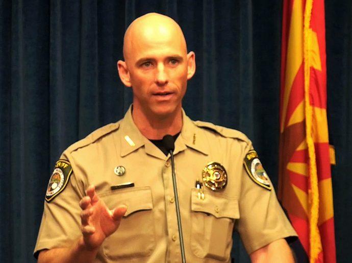 Pinal County Sheriff Paul Babeau