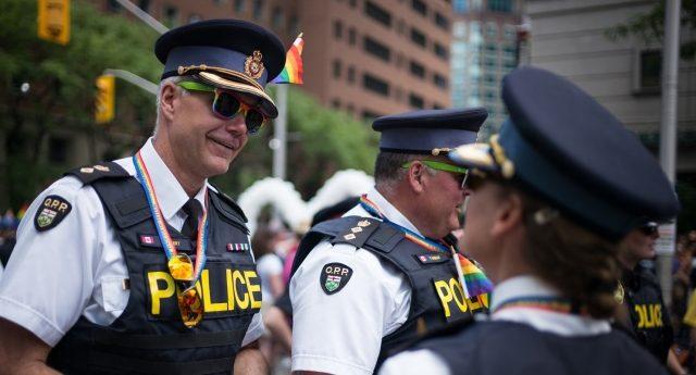 Annual Gay Pride Parade