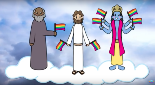 God Loves LGBT