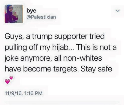 Trump's win
