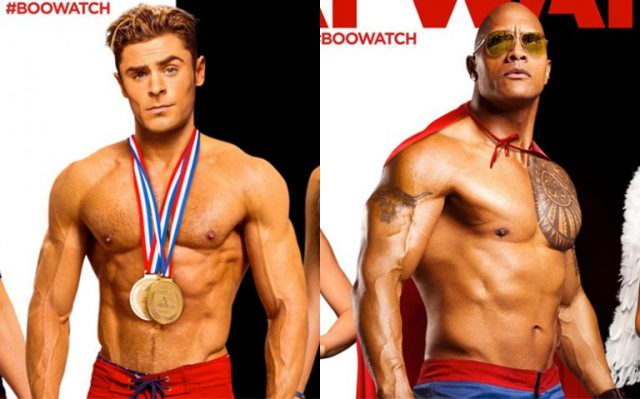 Baywatch-Posters