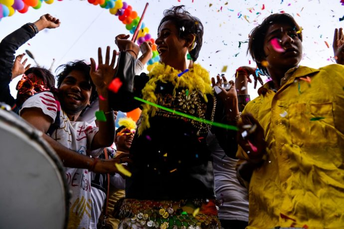 INDIA-GAY-RIGHTS