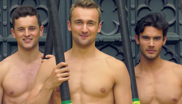 The Warwick Rowers Just Unleashed Their 2018 Calendar