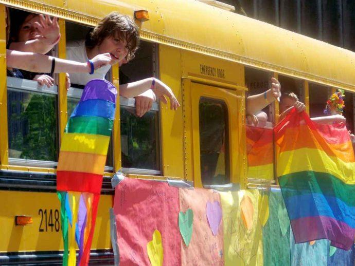 LGBT student