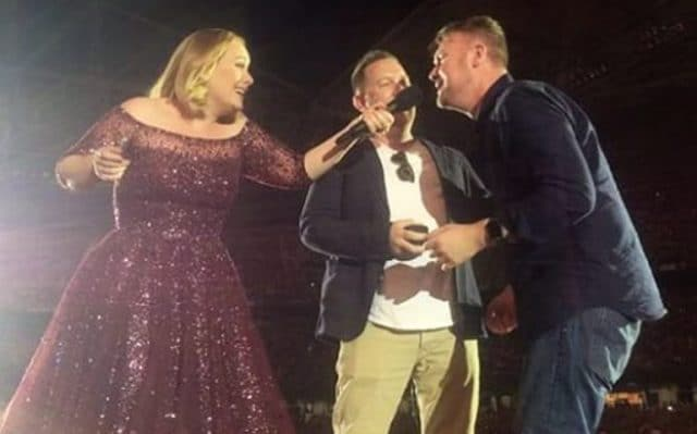Adele-same-sex-couple