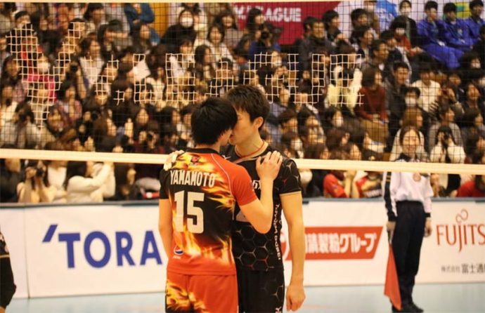 Volleyball_Kiss_Japan