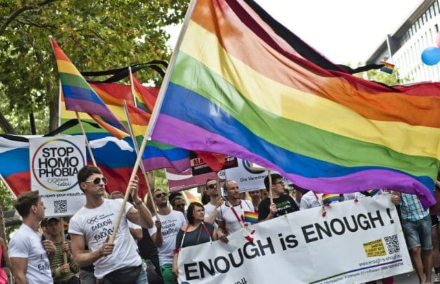 Gay-rights-protest-rally