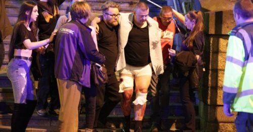 Manchester-Victim