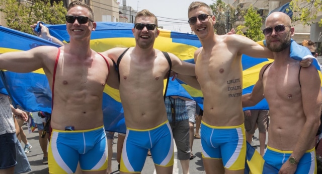 Gay Pride de Tel Aviv