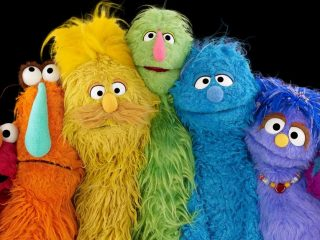 Sesame Street puts on a colourful show of support for LGBT Pride Month
