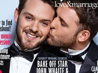 'Bake off' winner John Whaite announces engagement to long-term boyfriend