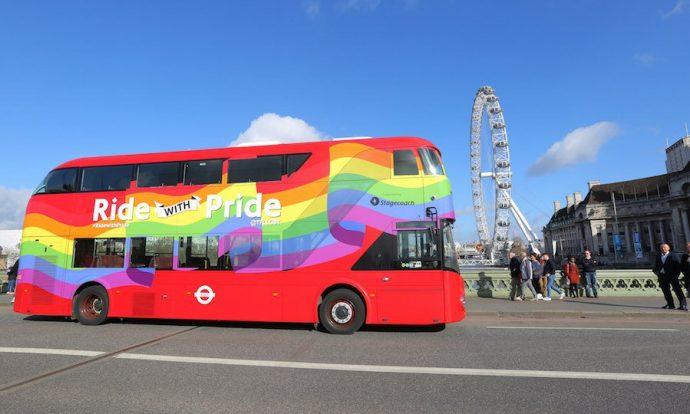 Pride-Bus