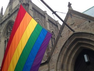 Glasgow Cathedral becomes first in the UK to host gay weddings