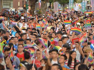 One city in Taiwan will offer work leave for same-sex parents