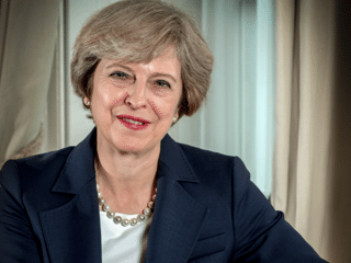 Theresa May: I've changed my mind on LGBTI rights