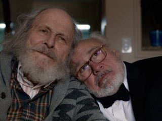Danny Devito film 'Curmudgeons' nominated for LGBT short film award