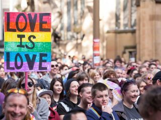 Australian Mayor Promises A Free Wedding Venue If Marriage Equality Passes