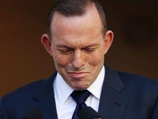 Man who headbutted Australia's Tony Abbott says it had 'nothing to do' with equal marriage