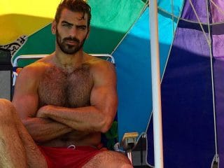 Nyle DiMarco Opens Up About The Type of Guy He's Looking For In A Relationship