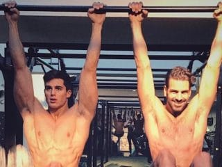 PHOTOS: Pietro Boselli and Nyle DiMarco… together at last!