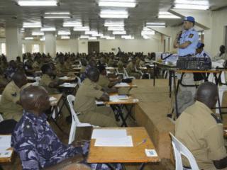 Uganda's police got 'sensitivity training' to protect LGBTI people