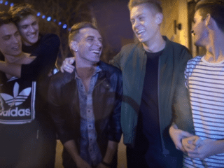 WATCH: Trey Pearson's new music video Love Is Love celebrates queer spaces