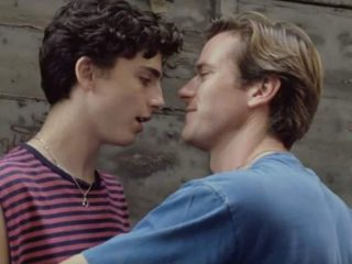 Armie Hammer Responds To Critics Of The Gay Age Gap In 'Call Me By Your Name'