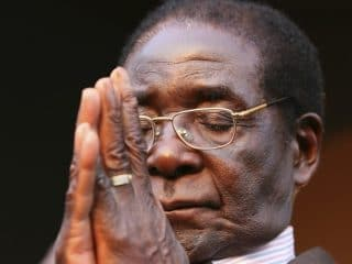LGBTI groups celebrate end of Mugabe's reign in Zimbabwe