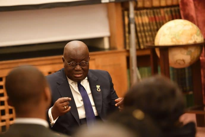 The President Of Ghana