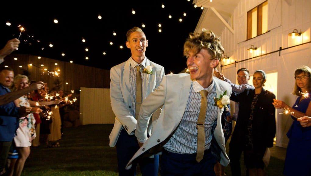 gay wed