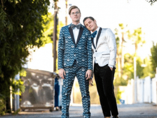 Actors Jeffery Self and Augustus Prew Tied the Knot!