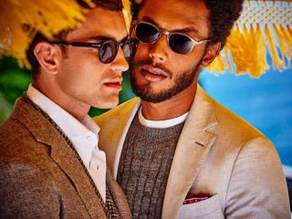Men's Fashion Brand Suitsupply Promotes Gay Love In New Clothing Campaign