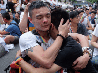 Religious Groups in Taiwan Move To Appeal Same-Sex Marriage Ruling