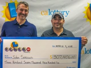 Gay Couple Gets Lucky Playing Powerball In California