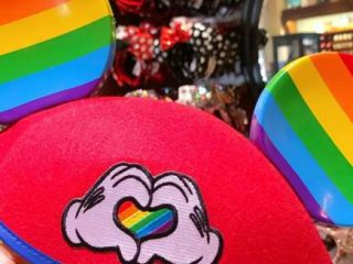 Disney Theme Parks Just Got A Lot More Exciting Thanks To New Pride Hats