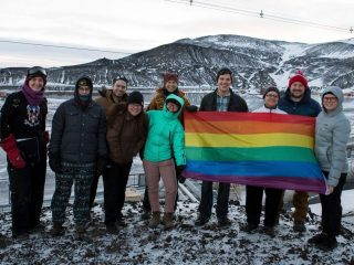 Queers Making History at the End of the Earth