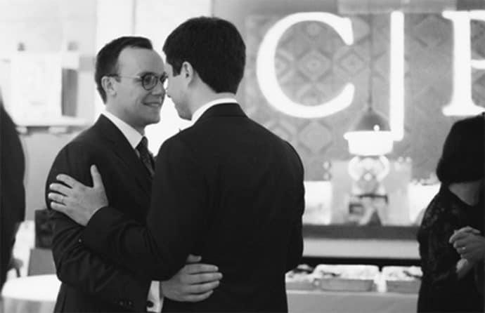 Mayor_Buttigieg_Married