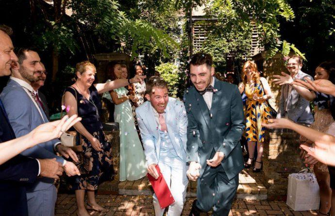 James-got-married