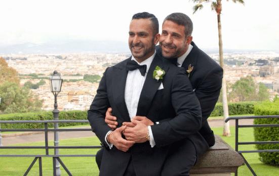 gay couple