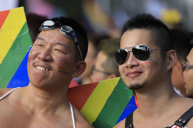 Taiwan-rights-LGBT-gay