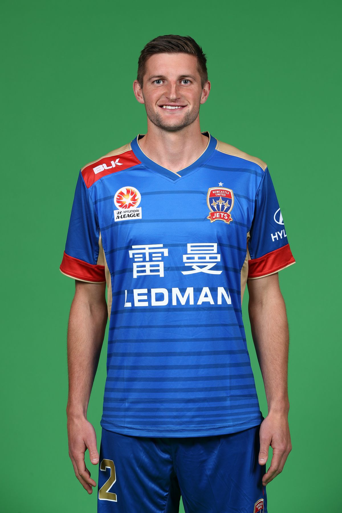 Newcastle Jets Headshots Session