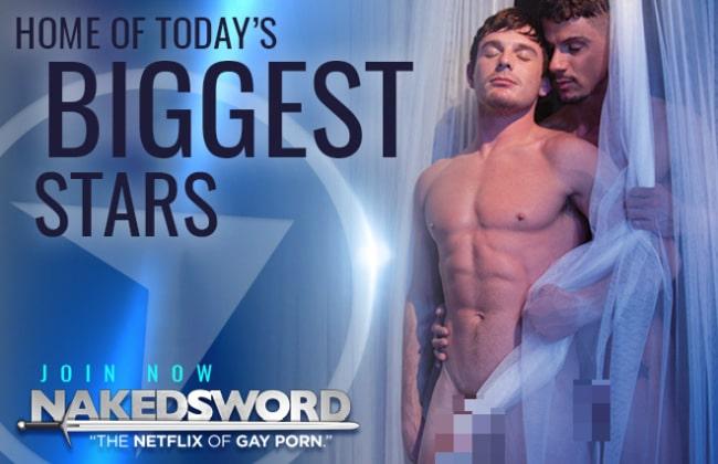 Naked sword brent corrigan