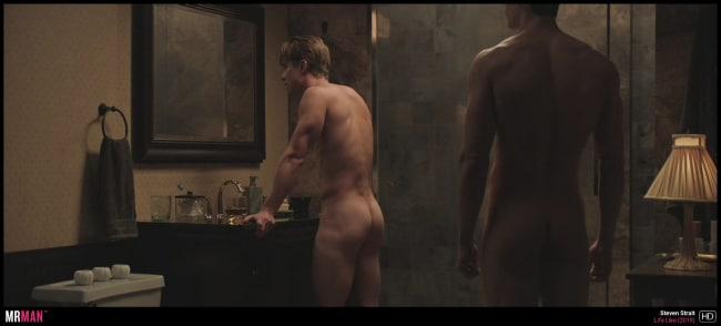 Drew van acker naked steven strait naked